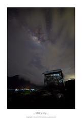 ... Milky Shy ... (liewwk - www.liewwkphoto.com) Tags: our light bali west home canon way indonesia star volcano solar nightscape earth north band pale system mount galaxy hazy gunung milky active batur milkyway agung kintamani galaxias gunungbatur 14l mountbatur 銀河 γαλαξίασ liewwk httpliewwkmacroblogspotcom wwwliewwkphotocom 刘永强 5dmark3 wwwliewwkphotocomblog canon5dm3