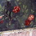 Painted Garden, Villa of Livia, detail with roses