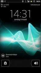 1.1 Android2.3.7-SonyXperiaS-Locked- LightBlueTheme