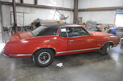 "70 Cutlass SX Coupe Restoration before • <a style=""font-size:0.8em;"" href=""http://www.flickr.com/photos/85572005@N00/8151107422/"" target=""_blank"">View on Flickr</a>"