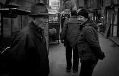 哈尔滨道外区 (SinoLaZZeR) Tags: life china street blackandwhite heilongjiang blackwhite fuji streetphotography finepix fujifilm 中国 schwarzweiss 黑白 harbin haerbin 哈尔滨 黑龙江 x100