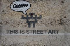 Street art, Paris (Hans Olofsson) Tags: street streetart paris art this is marais thisisstreetart