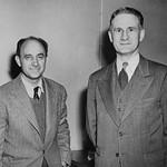 Enrico Fermi and Walter H. Zinn thumbnail
