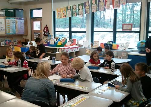 Birch Meadow Elementary School Visit by Massachusetts Secretary of Education, on Flickr
