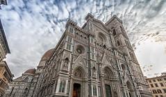 Fiore (Juan Ramn Jimnez) Tags: trip italy florence basilica toscana