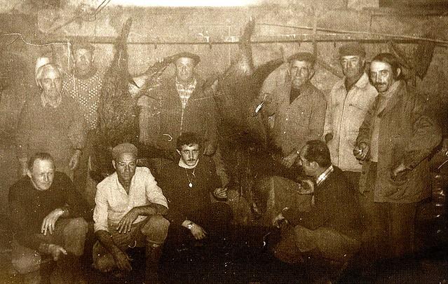 La venaison se faisait à l'époque dans les anciens moulins à huile, qui sont transformés depuis en salle d'exposition.