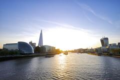 Thames Sunset (sgoldswo) Tags: city sunset london thames hall shard wate 161821mm wideangletrielmar leicam240 ilobsterit leicawideangletrielmar161821mmf40asph
