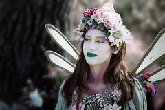 Greeen Fae (Aydin T. Palabiyikoglu) Tags: portrait color green girl fantastic medieval follow fantasy renfaire renfair renaissance fae beuty canonturk like4like rpfdaily renfair2014