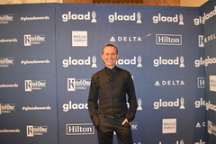 Ryan Janek Wolowski on the red carpet at the press step and repeat wallpaper for the GLAAD Media Awards at the Waldorf Astoria Hotel in New York City (RYANISLAND) Tags: nyc newyorkcity gay usa ny newyork celebrity television fashion lesbian gaymen tv media famous style glbt pride transgender lgbt glam newyorkstate bisexual awards trans press queer bi gma gender nys equality redcarpet glamorous pressphoto gays pressphotos waldorfastoria glbtq glaad 2016 gaylesbian defamation waldorfastoriahotel gaywomen transidentity gayandlesbian lgbtq redcarpetevent genderidentity glaadmediaawards transman transwoman glaadawards genderfluid gayandlesbianallianceagainstdefamation gaylesbianallianceagainstdefamation glaadny glaadmedia glaadaward glaadnyc glaadawards