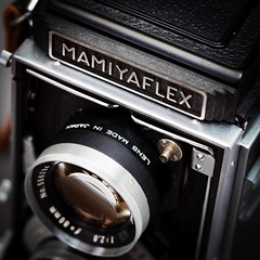 Flexin' #mamiyaflex #tonyscamera #denton #texas #dallas (Tonys Camera) Tags: mamiya c2 mamiyaflex sekonic