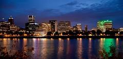 Portland (dorinser) Tags: portland willamette
