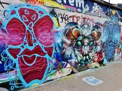 Aphex & Solid / Werregarenstraatje - 17 mei 2016 (Ferdinand 'Ferre' Feys) Tags: streetart graffiti belgium belgique belgië urbanart graff ghent gent gand solid graffitiart aphex arteurbano artdelarue urbanarte