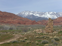 Red Cliffs NCA (BLMUtah) Tags: travel history nature st rock outdoors utah waterfall george bureau hiking wildlife conservation special adventure management national area land geology blm nca designation