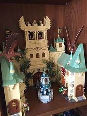 University of Gondolin (brianvert) Tags: lego lordoftherings moc