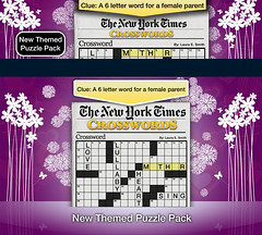 New York's Crosswords _ Mothers Day (lezumbalaberenjena) Tags: art ads corporate design marketing video media graphic social games images branding logotype magmic