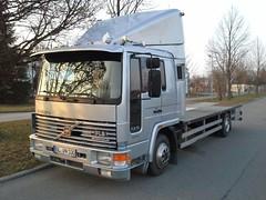 Volvo FL 6 (Vehicle Tim) Tags: truck volvo oldtimer fl intercooler lkw abschleppwagen