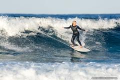 Ponytails - Tallow Beach surfer (sbyrnedotcom) Tags: ocean sea beach waves action australia surfing nsw surfers byronbay tallowbeach