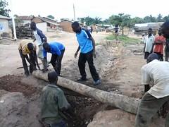 Waqare amal at Tabita before Commissioning of mosque (4) (Ahmadiyya Muslim Youth Ghana) Tags: new amal eastern region mosques youths ahmadi commissioned mka majlis ahmadiyya mkaer khuddamul waqare