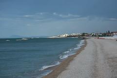 Sassonia (grasso.gino) Tags: italien sea italy beach strand nikon meer italia marche marken fano d5200