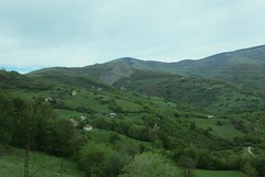 Grren slopes on climb to the Peter highland, Serbia (Paul McClure DC) Tags: scenery serbia balkans srbija zlatibor peter may2016