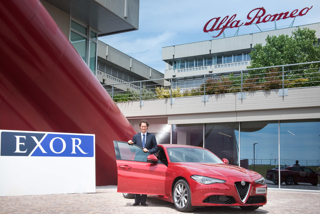 EXOR Shareholders' Meeting at the Alfa Romeo Museum