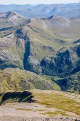 Landscape of mountain, valley and river. (Scotland by NJC.) Tags: scotland alba caledonia  esccia  kotska skotsko skotland schotland skotlanti cosse schottland  scozia   skottland szkocja scoia  mountains hills highlands peaks fells massif pinnacle ben munro heights  montanha  planina hora bjerg berg montaa vuori montagne  montagna fjell valley vale gorge dale glen strath cwm coomb rift faultline   dolina dol dal vallei valle laakso valle tal
