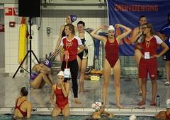 De Dolfijn, about to become National Champions (Ineke Klaassen) Tags: training nederland eindhoven ned nationals warmingup preparing nk synchro synchronizedswimming nationalchampionships synchronschwimmen synchronisedswimming sincro nuotosincronizzato sincronizzato nederlandskampioen natacinsincronizada natationsynchronise dedolfijn knzb synchroonzwemmen nederlandsekampioenschappen natacisincronitzada lizafoppen aafkekok nkvrijecombinatie nkcombo fleuramsen