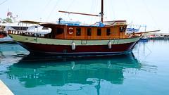 DSC02470 (omirou56) Tags: 169     greece sea blue sonydscwx500 reflection outdoor  boat