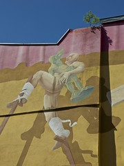 Majestic Mulhouse Mural Nr.2 (Dan Daniels) Tags: walls wallart streetart murals trompeloeil mulhousealsacefr audand alsace france nikon