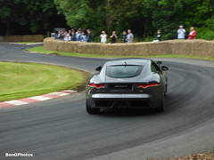 F-Type (BenGPhotos) Tags: sports car grey s experience british jaguar fos coupe goodwood sideways sportscar drifting drift v6 2016 festivalofspeed oversteer powerslide ftype v6s