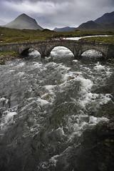 Isle of Skye, Cuillin Hills, Schottland
