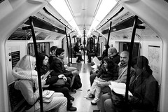 2012-0318-14-47-45 (t-a-i) Tags: uk england people bw london station standing train metro unitedkingdom tube londonunderground ricoh 21mm 英國 倫敦 grd3 grdigital3 ricohgrdigital3