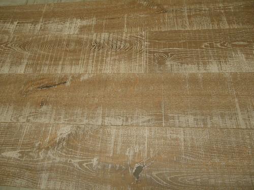 Roble rústico con corte de sierra Cottage (3)