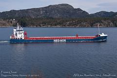 Frisian Ocean (fotoalfi) Tags: cargo frisian norstone nednor frisianocean boomsmashipping