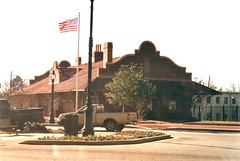 Barnesville, Ga. Train Station (bamaboy1941) Tags: trainstationsanddepots centralofgeorgia barnesvillega georgia