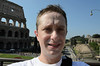 Me at the Colosseum in Rome (Jonathan Gledhill) Tags: portrait italy rome self jonathan coliseum 18200 coloseum gledhill