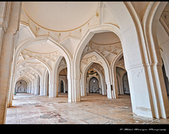 Arches -2, Jama Masjid, Bijapur, Karnataka (Mukul Banerjee (www.mukulbanerjee.com)) Tags: world light india heritage history classic tourism archaeology monument beautiful architecture photography photo ancient nikon asia arch pics indian south muslim islam traditional tomb wide mahal arches mosque tourist retro worldheritagesite photographs empire burial historical tradition dslr karnataka masjid wonders emperor medival bharat islamic worldheritage southindia southasia adilshah 1541 d60 sigma1020mm northkarnataka historicindia bijapur wondersoftheworld golgumbaz banerjee historicalindia nikond60 indianheritage ibrahimrauza hindusthan medivalindia bymukulbanerjee mukulbanerjee mukulbanerjee  mukulbanerjeephotography mukulbanerjeephotography wwwmukulbanerjeecom wwwmukulbanerjeecom