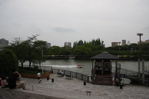 大川を楽しむ