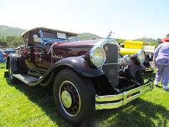 1930 Pierce Arrow B Roadster (DBerry2006) Tags: antiquecar concours concoursdelegance piercearrow 1920scars marinsonomaconcours
