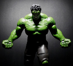 Hulk (Diamond Select Toys) (Jova Cheung) Tags: toys actionfigure superhero marvel thehulk marvelselect theavenger diamondselecttoy