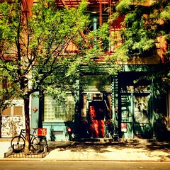 Summer Lower East Side (Vivienne Gucwa) Tags: city nyc newyorkcity urban manhattan squareformat gothamist curbed iphone phonephotography wnyc nycphoto cityphoto mobilephotography cityphotography newyorkphoto nycphotography newyorkcityphotography iphonephotography iphonography iphoneography instagram iphone4s viviennegucwa viviennegucwaphotography instagramnyc newyorkcityinstagram