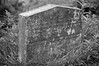Poem Stone (frontios) Tags: blackandwhite bw stone outdoors poem headstone nationaltrust justpentax