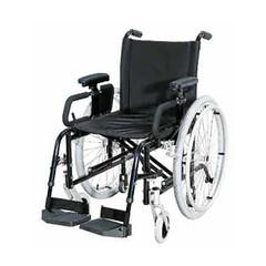 Χειροκίνητο αναπηρικό αμαξίδιο αλουμινίου