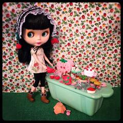 Blythe-a-Day July: 27/31 Strawberry