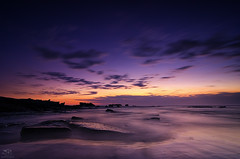 Last Day in Mengening (eggysayoga) Tags: blue sunset sea bali seascape beach water rock indonesia landscape golden xpro nikon wave tokina hour 121 116 atx cokin gnd canggu gnd8 1116mm d7000 mengening x121s