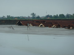 Where Mud Flows Endlessly  The Mud of Sidoarjo - 2 (1000 Reasons) Tags: indonesia java mud tragedy greed lusi sidoarjo mudflow natureswrath villageboys volcanicmudflow