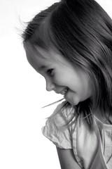 Little giggles (Jesonis|Photography) Tags: family light blackandwhite bw usa 20d love girl smile kids canon studio children blackwhite maryland christian portraiture highkey canondslr elkton alienbees cecilcounty jesonis|photography