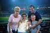 Cody's PNC Park Souvenir (Guy Fisher) Tags: travel family guy sports mom dad pittsburgh baseball pennsylvania group cody pncpark pittsburghpirates foulball