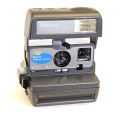Polaroid One Step Talking Camera.  N 704 (donaldpoirier93@yahoo.fr) Tags: camera polaroid collection talking kamera collector onestep appareilphoto collectionneur talkingcamera collectiondappareilsphoto collectiondecamras collectiondecameras n704
