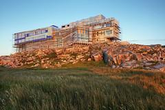 Shorefast's hotel, Joe Batts ArmFogo Island, Newfoundland (Timothy Neesam (GumshoePhotos)) Tags: architecture newfoundland island hotel arm joe hdr batts photomatix shorefast